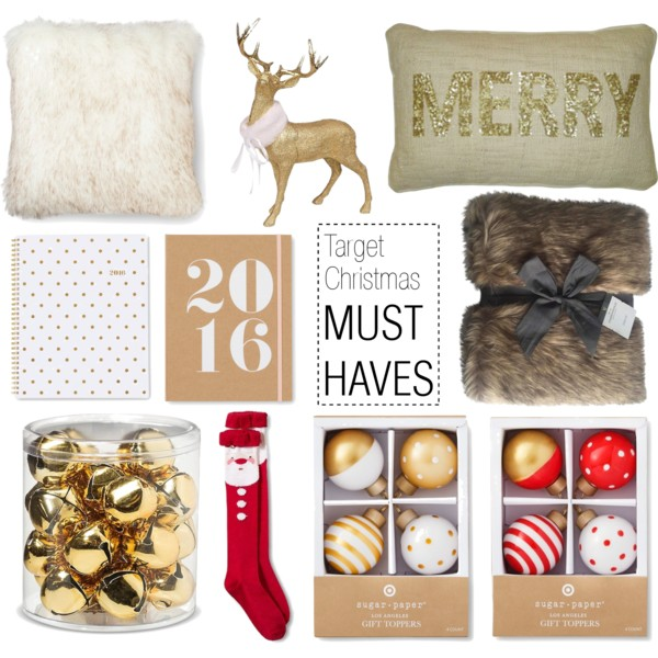 12 3 target christmas must haves - Christmas Must Haves
